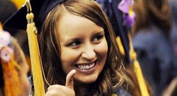 Female-Student-Graduating