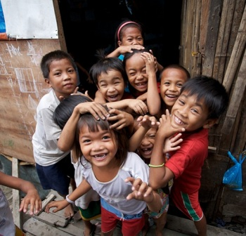 Action International among the Philippine's urban poor.